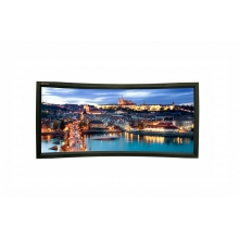 Lumien Cinema Home Curved 214x370 см Matte White