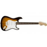 Fender Squier Bullet Strat Tremolo RW Brown Sunburst