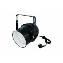 Eurolite LED PAR-56 RGB spot, black 10 mm