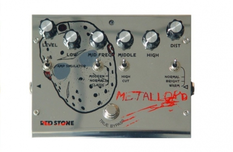 Red Stone Metallord