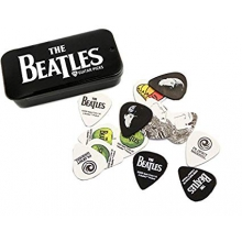 Planet Waves 1CAB4-15BT1 Beatles Signature Logo