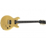 Gibson USA Les Paul Special Double Cut 2015 Translucent Yellow Top