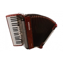 Hohner Bravo III 96 (A1673/4073/A16371) red